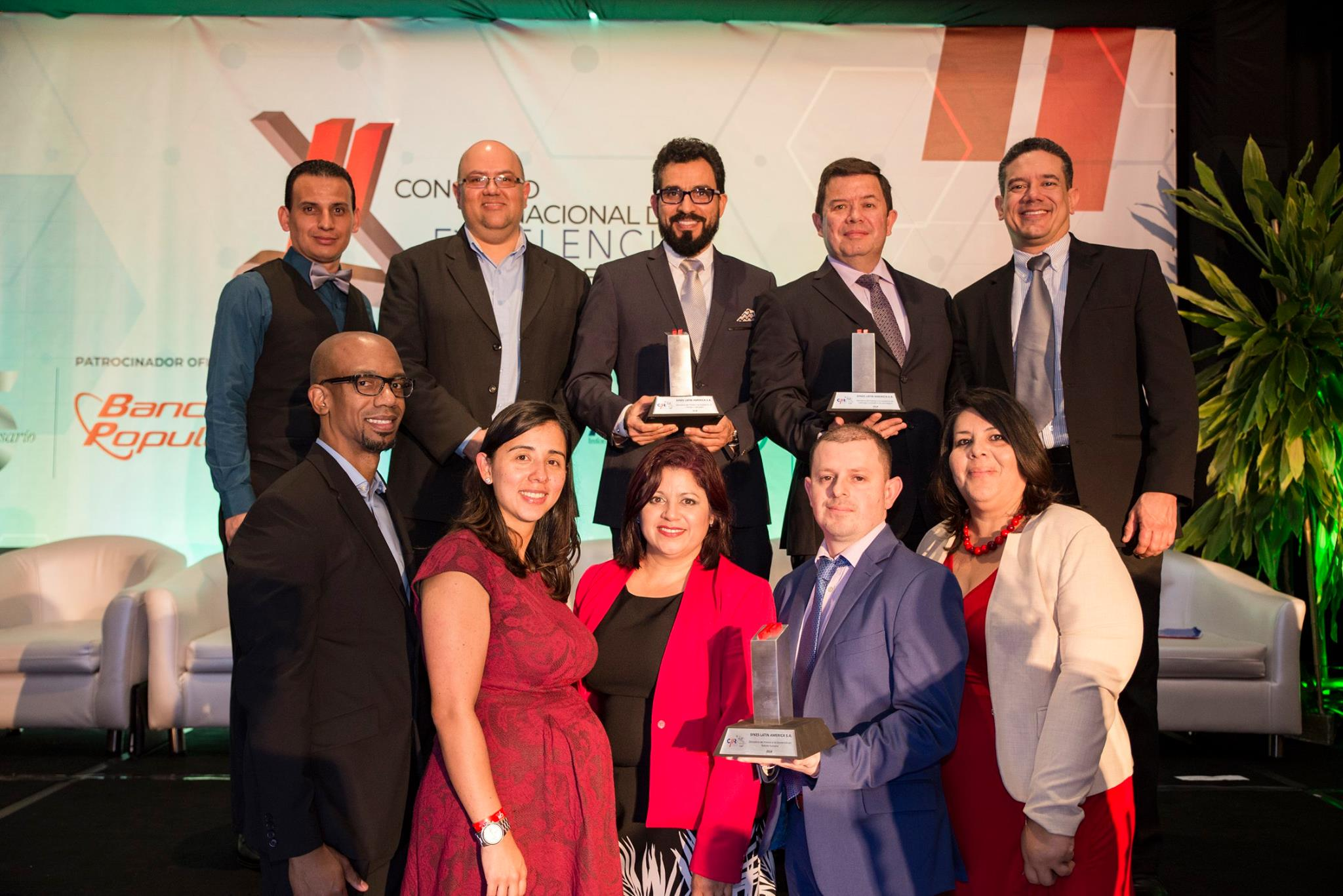 SYKES Costa Rica Wins Three Awards of Excellence