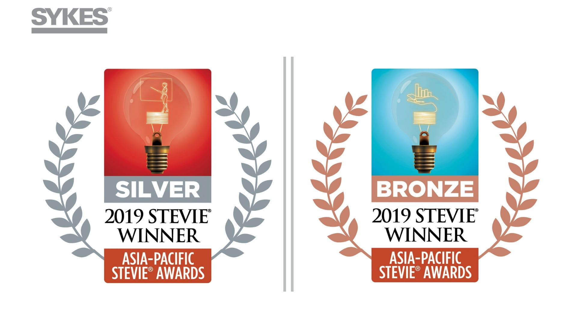 SYKES Wins Two Asia-Pacific Stevie Awards