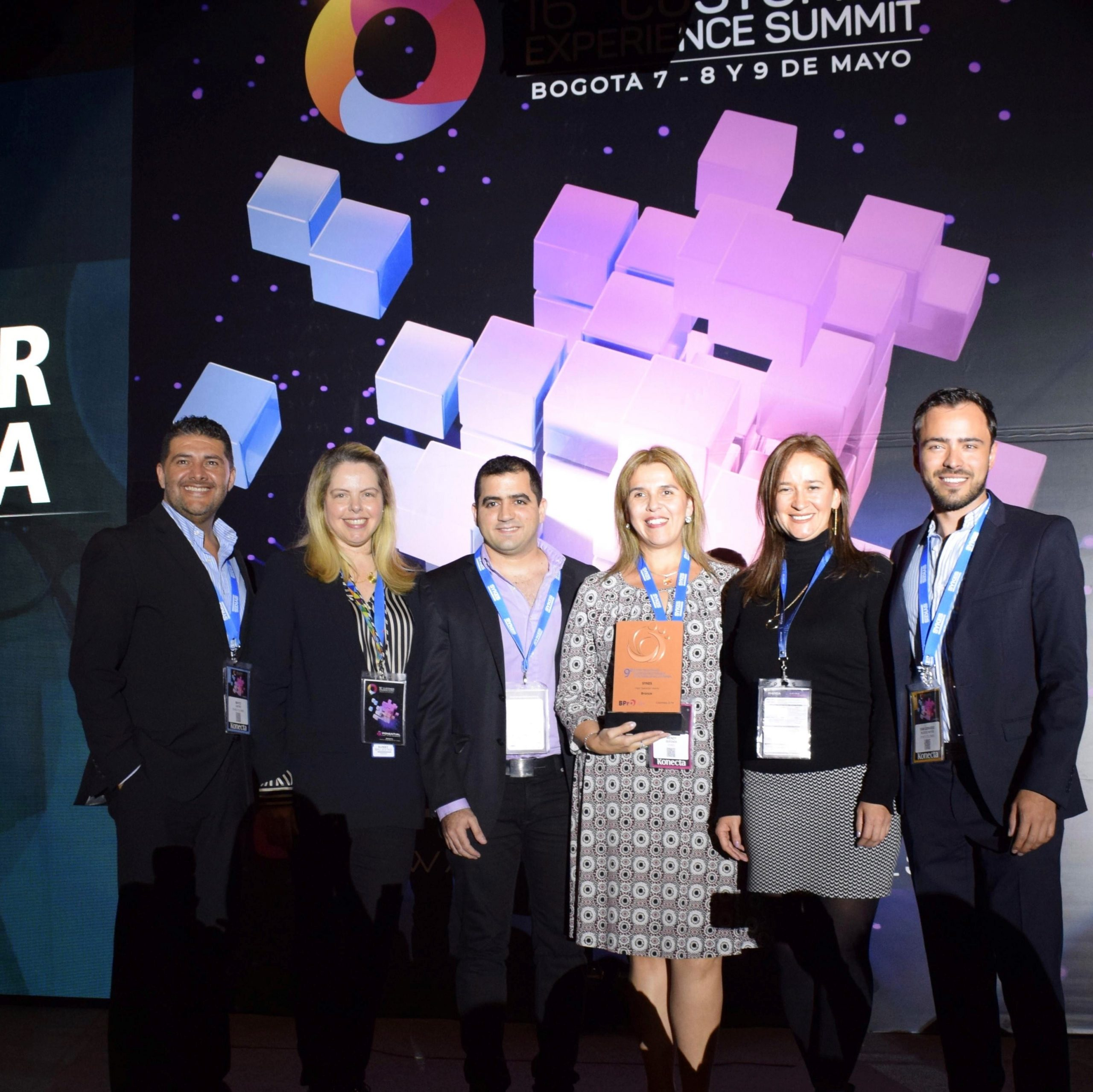 SYKES Colombia: Bronze, Best Internal Operation Category
