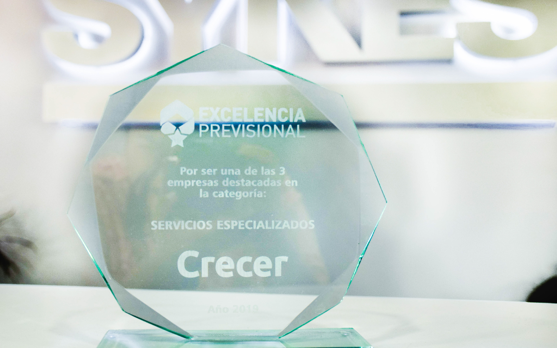 SYKES El Salvador Wins the Pension Excellence Award
